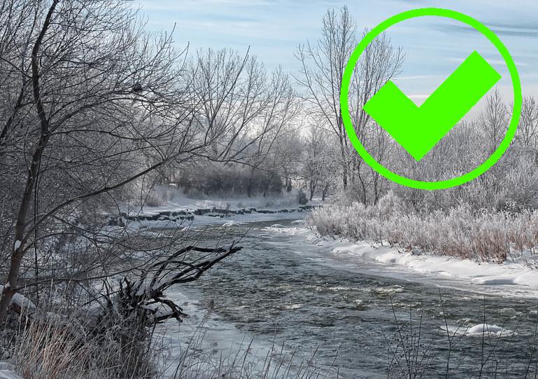 Une rivière protégée est une rivière en santé!
